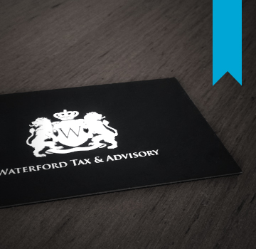 Waterford Business Card